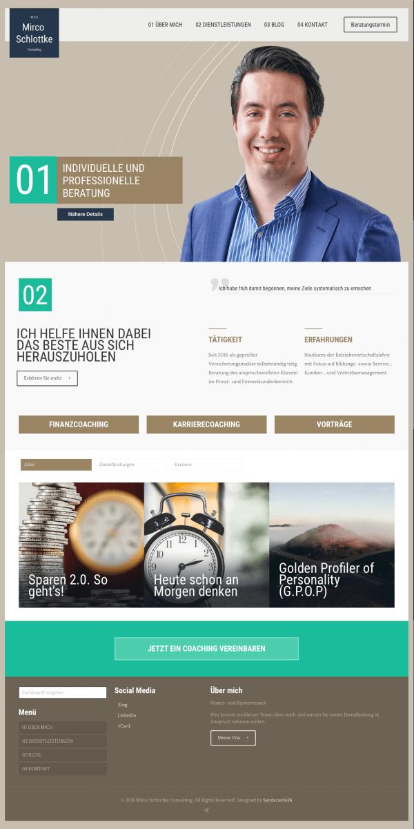 Sandcastle 24 - Projekt Mirco Schlottke Consulting (MSC) Vorschaubild