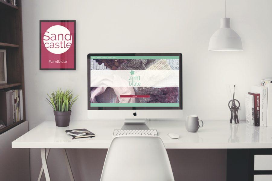 Sandcastle24 Projektvorschau Zimtblüte