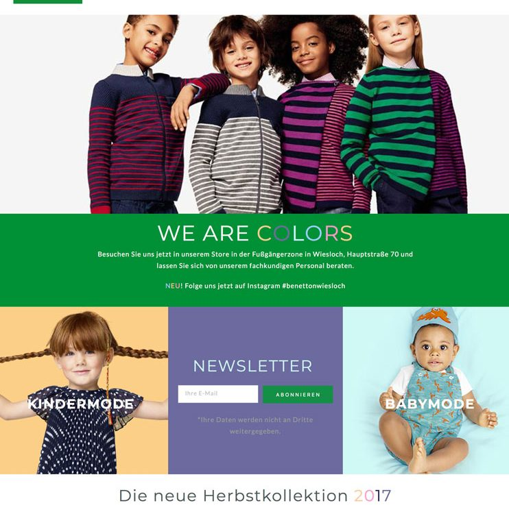 Benetton-Wiesloch-Showroom-Vorschau