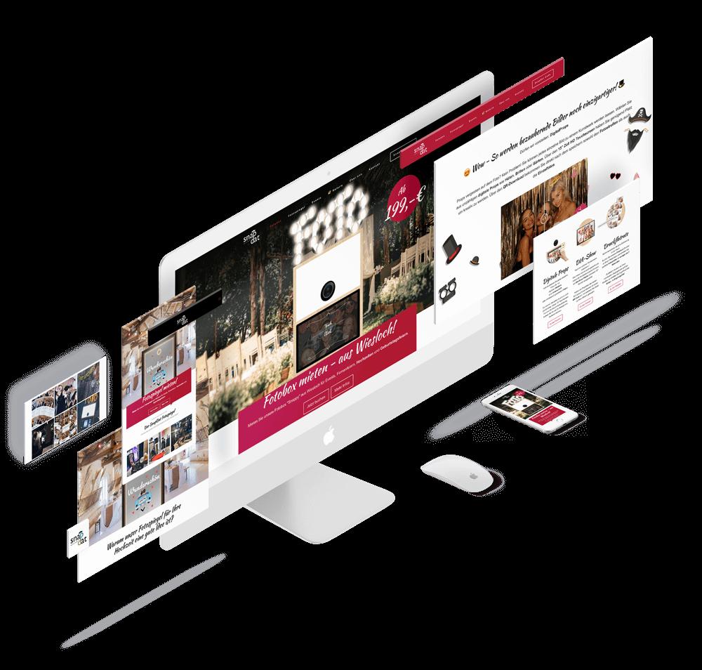 Sandcastle24 Vorschau Responsive Webdesign